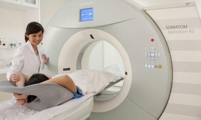 Одним из способов диагностировоания билиарного панкреатита является магнитно-резонансная томография