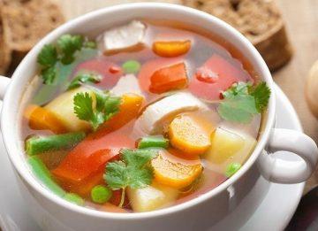 Вкусные и полезные супы при панкреатите