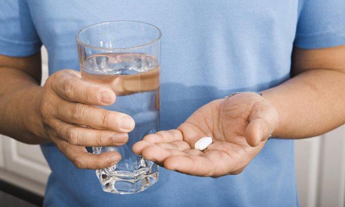 Чтобы избежать боли, не следует повторно принимать лекарства